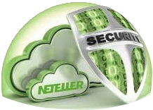 Neteller use the latest in anti-fraud tools and security features