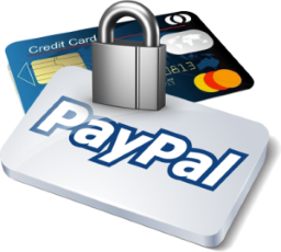 PayPal's encryption keeps your online transactions guarded.