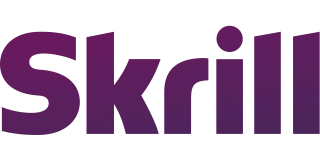 Skrill is secure and widely accepted payment option